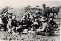 Chow Time Amestoy Ranch 1895